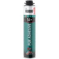 KUDO PROFF 14+ Монтажный полиуретановый клей-пена